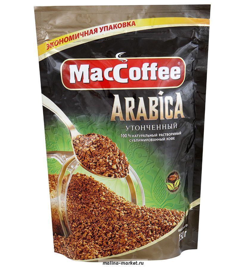 Кофе растворимый маккофе
