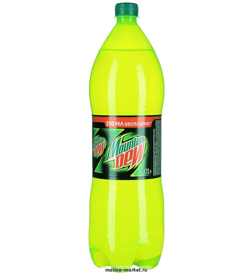 Mountain dew sex drive