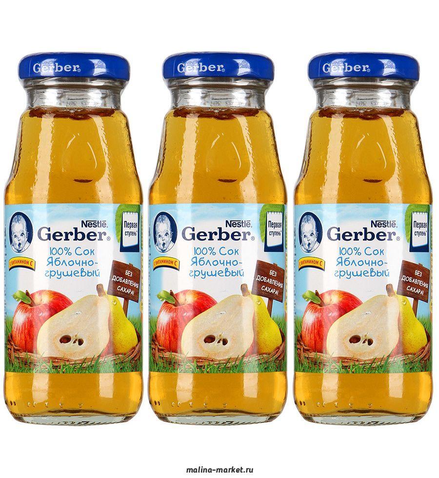 Semper сок яблочный для детей с 3 месяцев 280мл